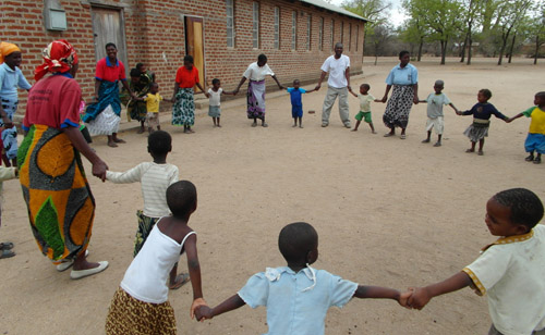 Early childhood development and education in Malawi